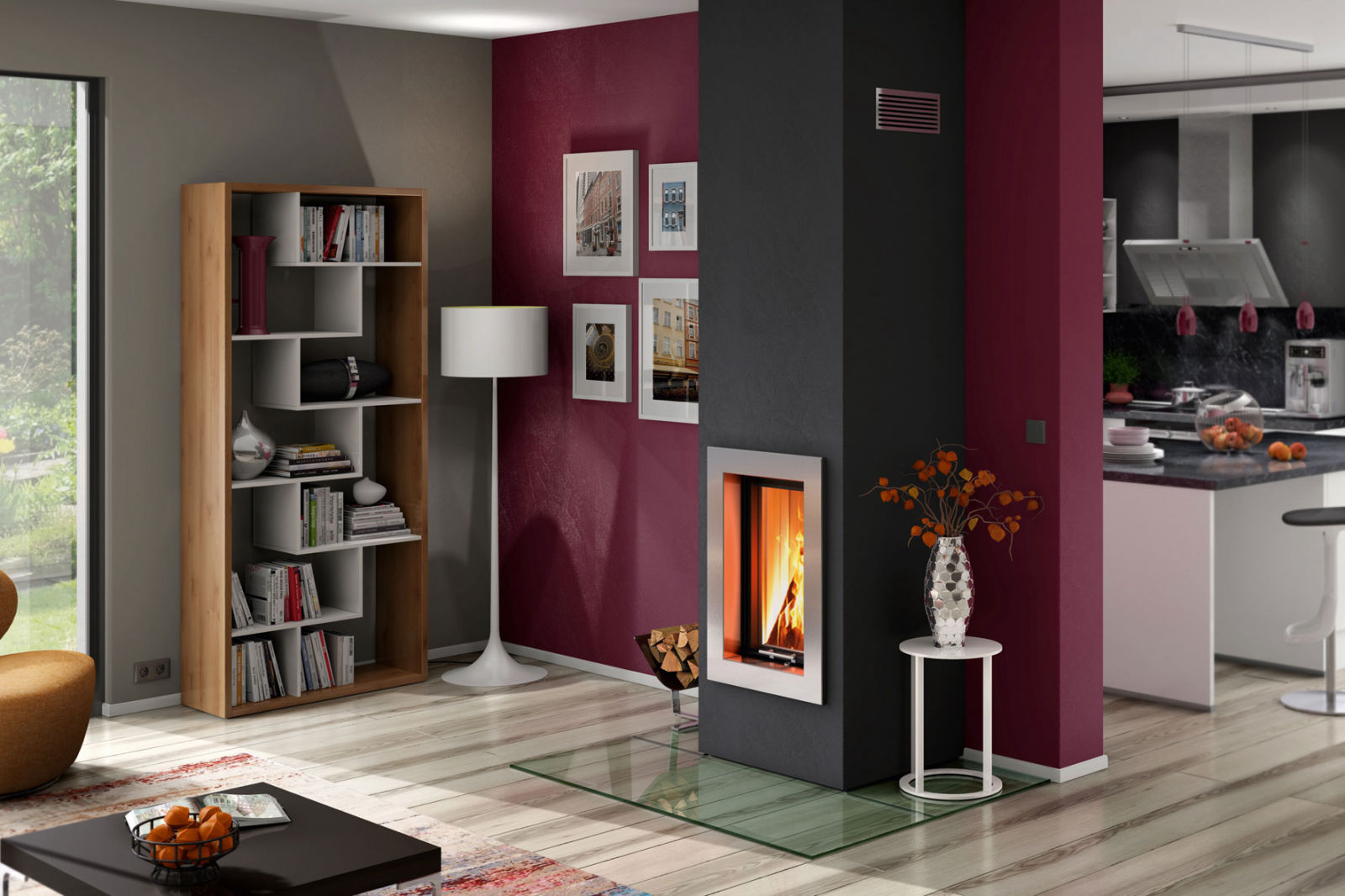 Spartherm Linear Front 39 x 66