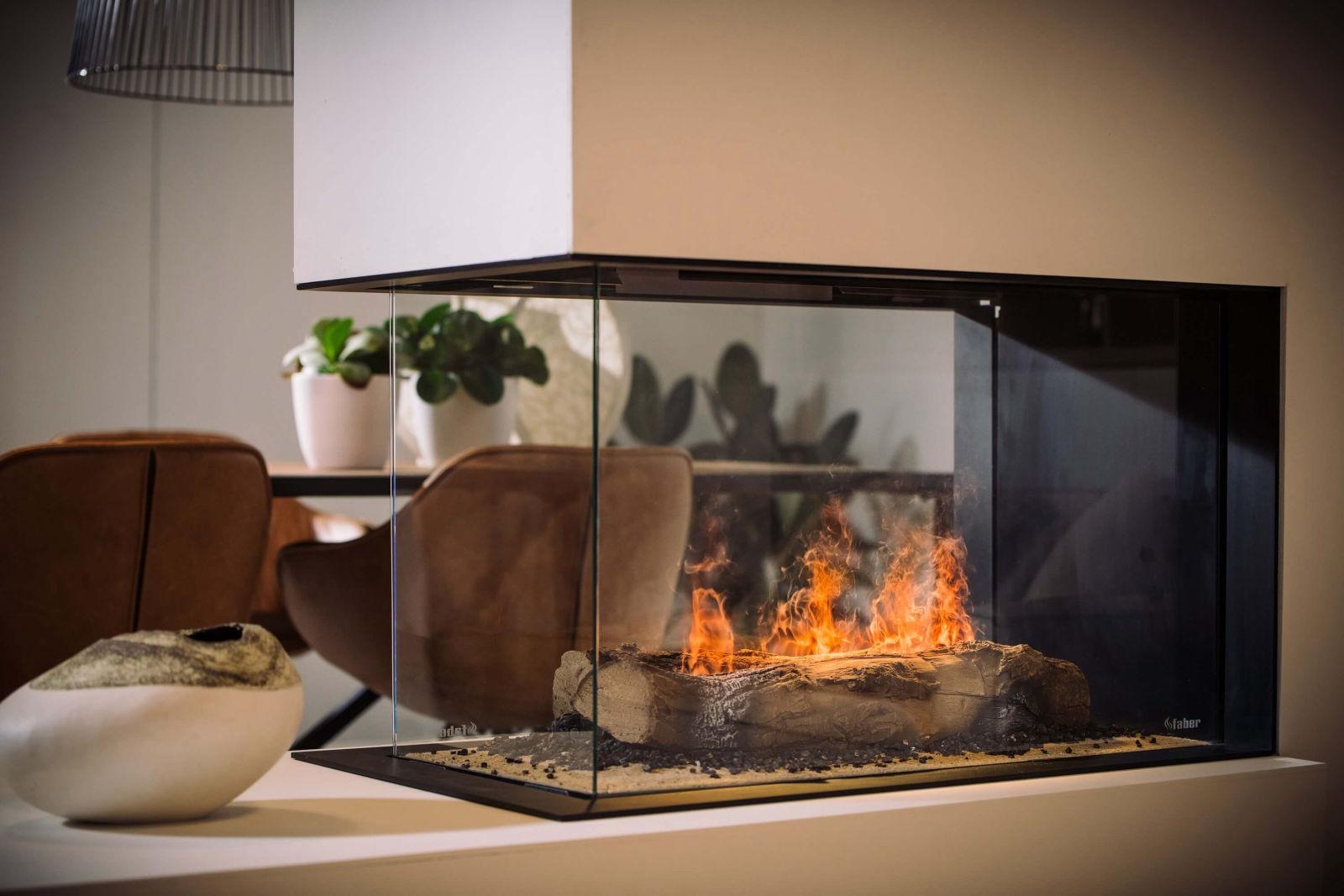 Faber e-Matrix 800-500 Electric Fires
