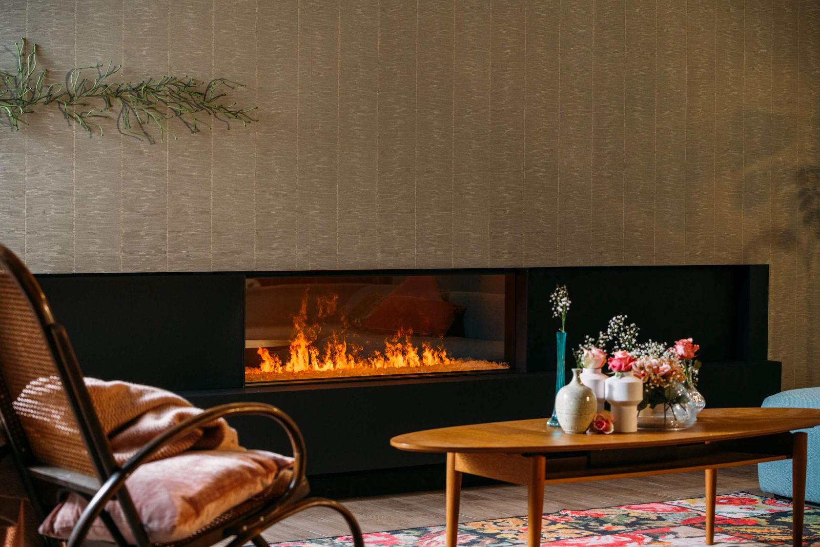 Faber e-Matrix 1300-400 Electric Fires