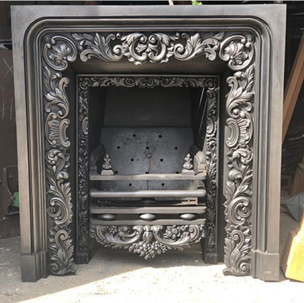 GX-60004 - Victorian Cast Iron Arched Insert