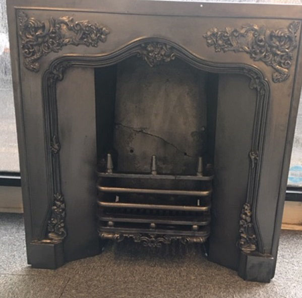 GX-60007 - Victorian Cast Iron Arched Insert
