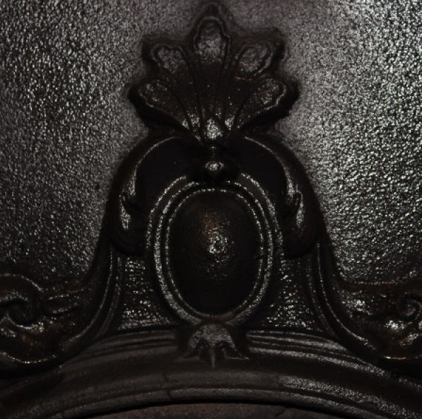 GX-60003 - Victorian Cast Iron Arched Insert