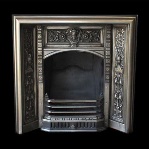GX-80001 - Victorian Cast Iron Insert