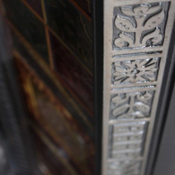 GX-80002 - Victorian Cast Iron Tiled Insert