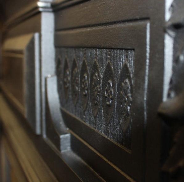 GX-90006 - Victorian Cast Iron Combination