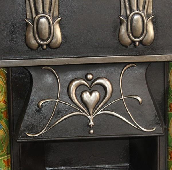 GX-90004 - Art Nouveau Tiled Combination