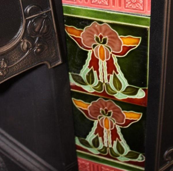 GX-90008 - Art Nouveau Tiled Combination