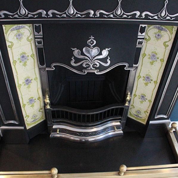 GX-90018 - Art Nouveau Tiled Combination