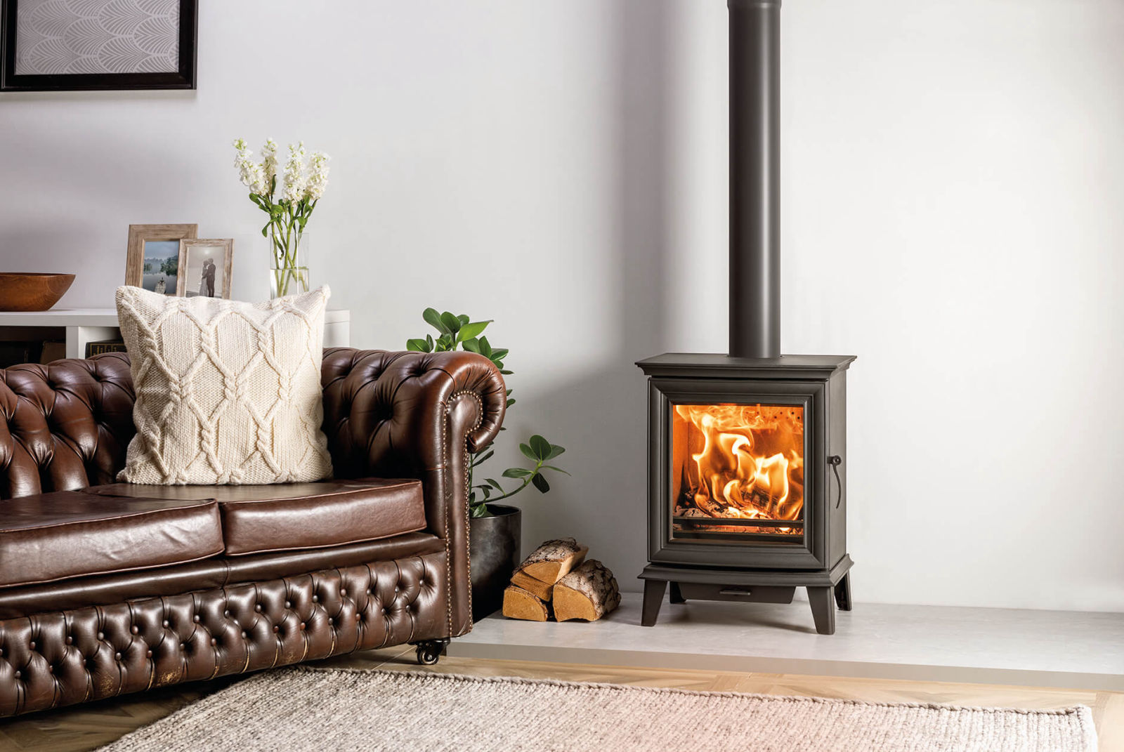 Stovax Chesterfield 5