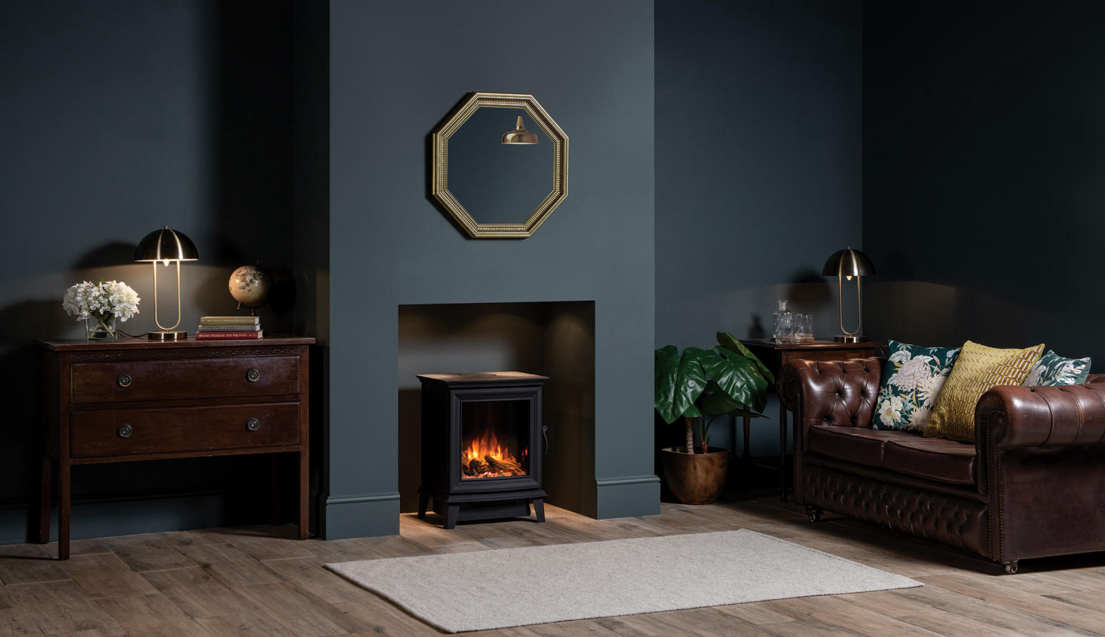 Chesterfield 5 Electric Stove