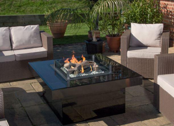 Blaze Outdoor Fire