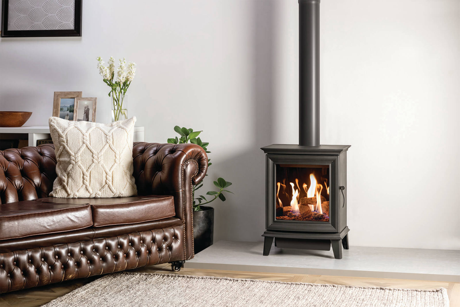 Stovax Chesterfield 5 Gas Stove